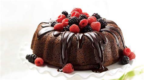 recettes de cuisine sans gluten couronne gourmande au chocolat noir recettes iga