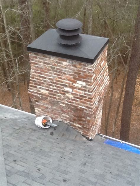 chimney caps  rain pans mad hatter services mad