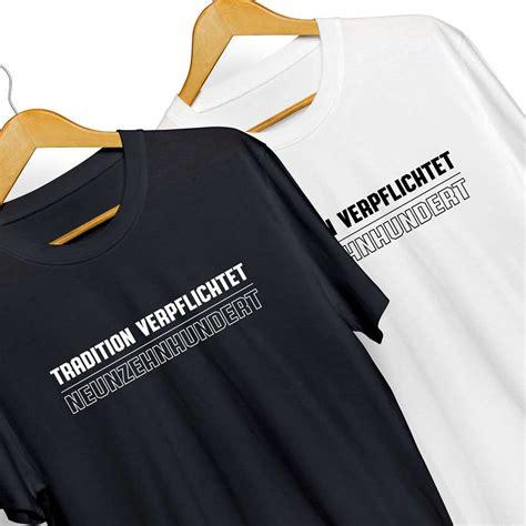 gladbach fan  shirt schwarz weiss fussball  shirt