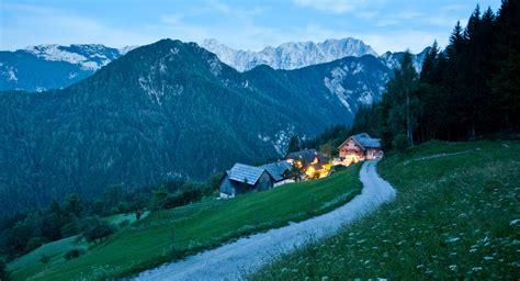 ski cuisine logar valley i feel slovenia