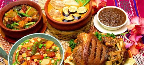 cuisine philippine file philippine food jpg wikimedia commons