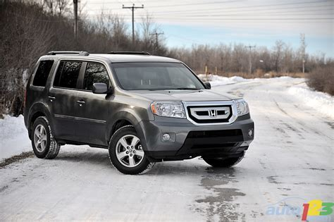 Honda Pilot 2010 Review by List Of Car And Truck Pictures And Auto123