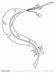 Best Feather Coloring Page - ideas and images on Bing | Find what ...