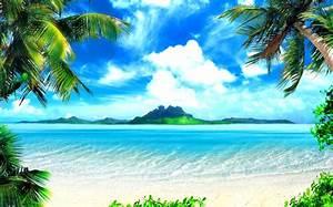 Beautiful Beach Backgrounds HD Wallpaper