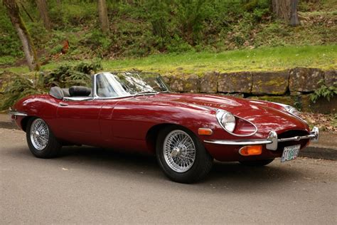 1970 Jaguar E Type Convertible For Sale