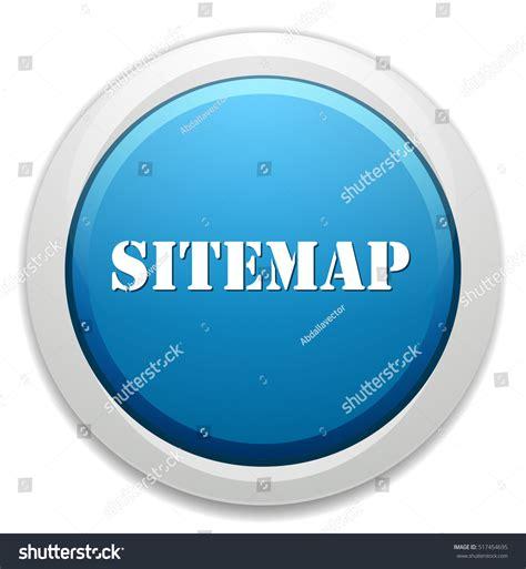 Sitemap Icon Stock Vector Illustration 517454695