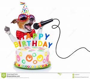 Happy Birthday Dog Clipart Free - ClipartXtras