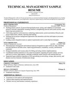technical project manager resume java resume companion pdf ebook database