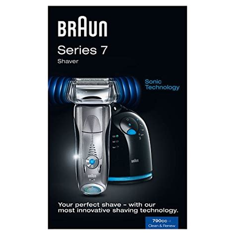 Braun Series 7 790cc 4 Shaver braun series 7 790cc 4 electric shaver with cleaning