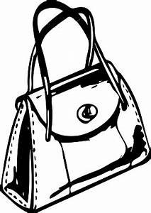 Women Hand Bag Vector Clip Art | Clipart Panda - Free ...