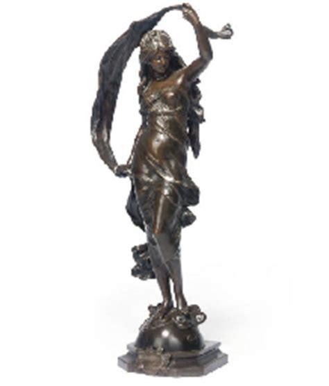 french bronze  aurora   design  auguste