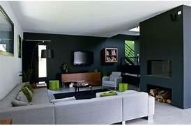 salon moderne design - Couleur Peinture Moderne Pour Salon