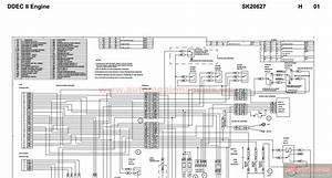19 Inspirational Detroit Diesel Series 60 Ecm Wiring Diagram