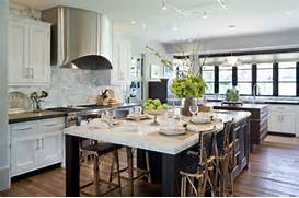 Minimalis Large Kitchen Islands With Seating Gallery These 20 Stylish Kitchen Island Designs Will Have You Swooning