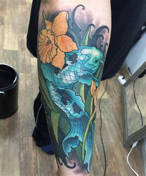 significado tatuagem carpa ideas