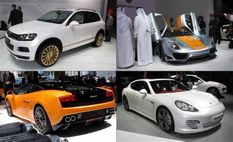 2011 Qatar Auto Show News And Pictures