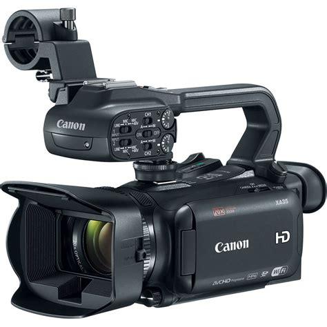 Canon Xa35 Professional Camcorder 1003c002 B&h Photo Video
