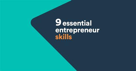 essential entrepreneur skills bdcca
