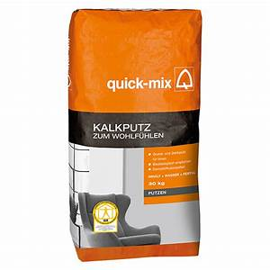 Ausgleichsmasse Quick Mix : quick mix kalkputz kapu 30angebot bei bauhaus kw in ~ Michelbontemps.com Haus und Dekorationen