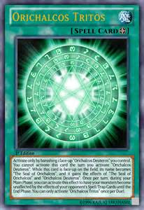 Yugioh Seal Of Orichalcos Deck List by Orichalcos Tritos By Grezar On Deviantart