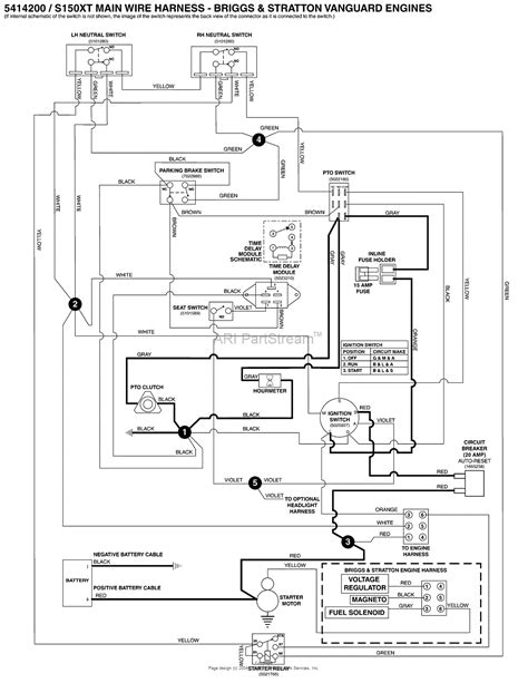 briggs and stratton 5 hp outboard wiring diagram wiring
