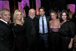 Friends' Reunion: How the TV Show Made Them Stars and ...