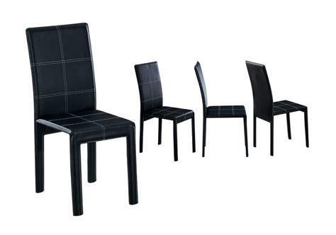 lot 4 chaises lot 4 chaises pas cher 28 images chaise salle a manger