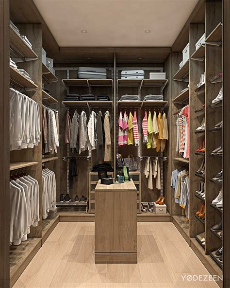 walk in closet interior design ideas
