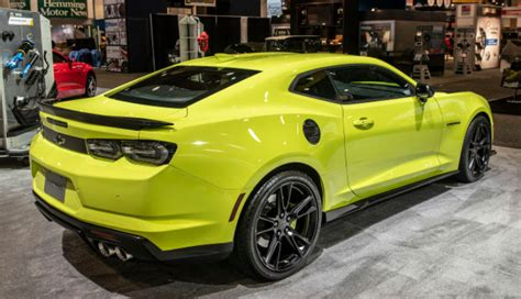 chevrolet camaro coupe colors redesign release date