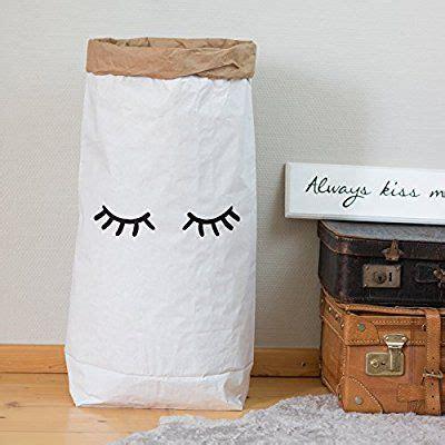 Kinderzimmer Deko Augen by Papiersack Paper Bag Kraftpapier Beutel Braun Wei 223
