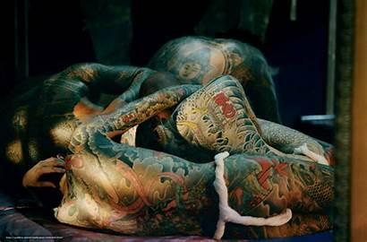 Yakuza Tattoo Tattoos Japanese Tebori Female Wallpapers