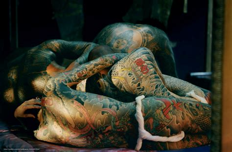 foto de Download Yakuza Tattoo Wallpaper Gallery