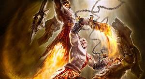 God of War: Chains of Olympus Wallpaper and Background ...