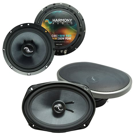 fits jeep grand 05 13 oem premium speaker replacement harmony c69 c65 package ha spk