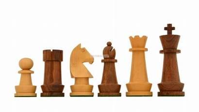 Chess Rosewood Staunton Fide Boxwood Championship Pieces