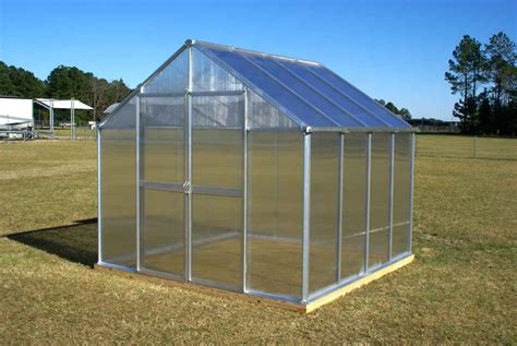 paneling for deelat aluminum greenhouses installation and