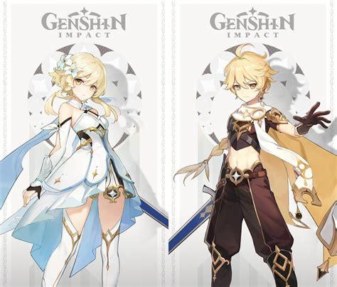 genshin impact twin which choose game
