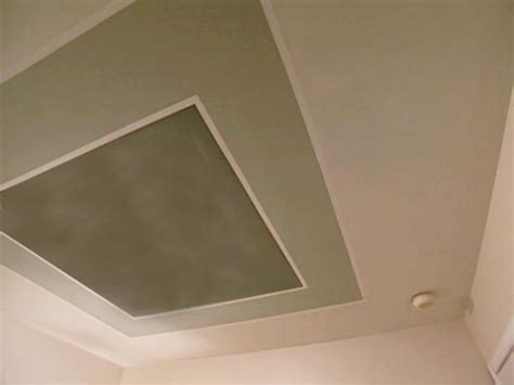 faux vaulted ceiling video hgtv