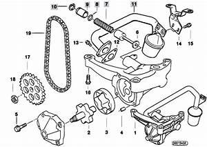 Original Parts For E39 528i M52 Sedan    Engine