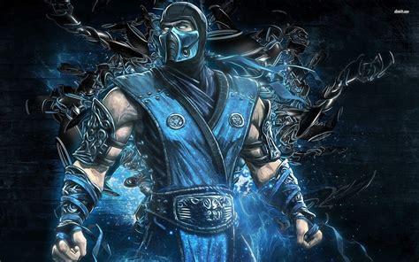 Mortal Kombat X Sub Zero Wallpaper