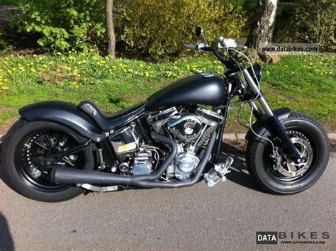 2004 Harley Davidson Softail Custom Bike Motorcycle