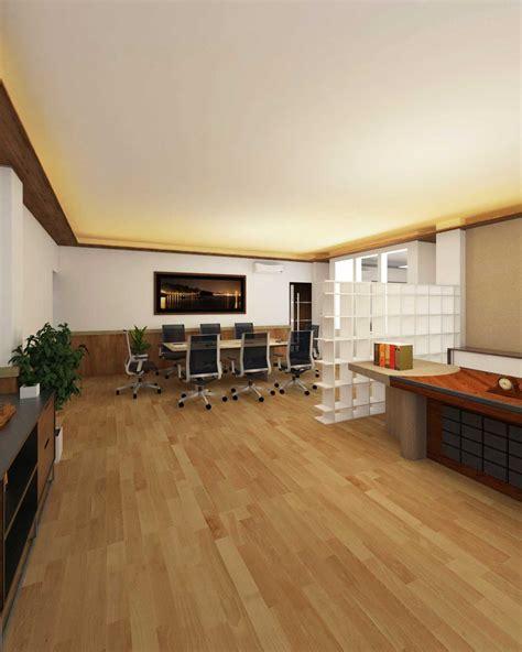 project interior kantor camat kertapati palembang desain