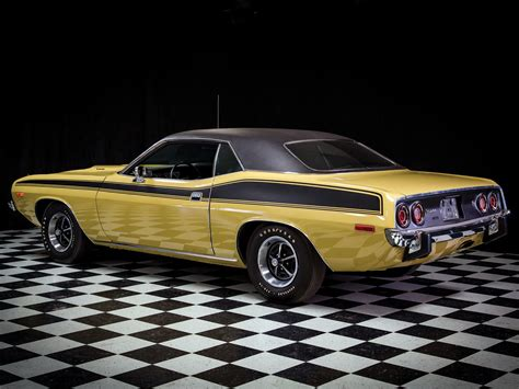 1973 Plymouth Barracuda (bs23) Muscle Classic Cuda D