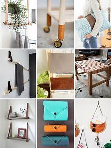 Roundup, 12, Fun, And, Super, Easy, Diy, Projects, Using, Leather