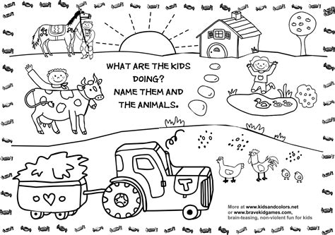 printable worksheets for coloring