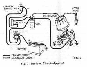 1950 Chevy 6 To 12 Volt Coil Wiring Diagram