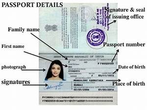 What is issuing authority in a passport? What should I ...