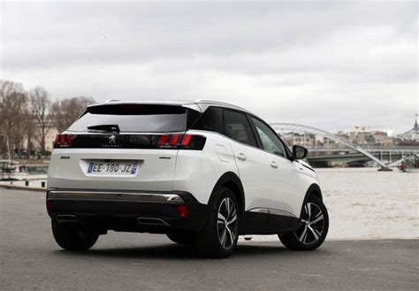 Peugeot 3008 Wallpapers by Peugeot 3008 Gt Line 2016 Wallpapers