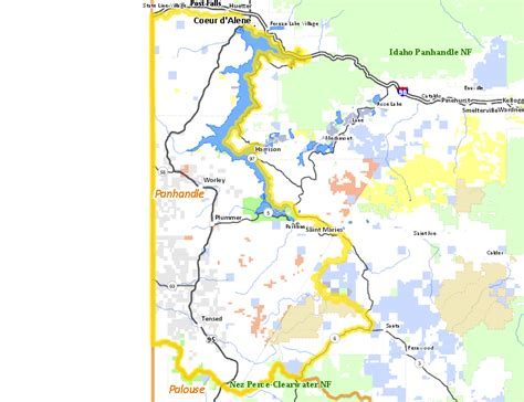 idaho map unit hunt hunting elk controlled area season interactive open center google huntplanner ifwis gov