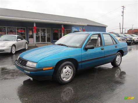 1994 Chevrolet Corsica by 1994 Chevrolet Corsica Information And Photos Zombiedrive